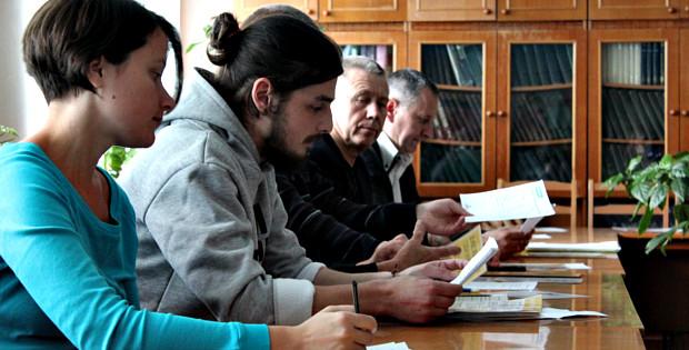 Дискусія по взаємодії депутатів та громадськості за участі нардепів
