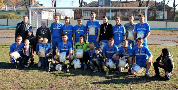 Супер Кубок Сторожинецького району з футболу – 2015