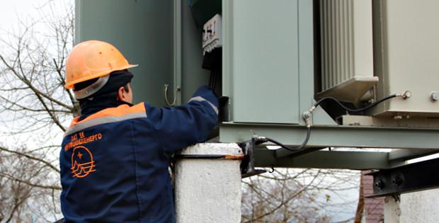 Відключення електропостачання на деяких вулицях