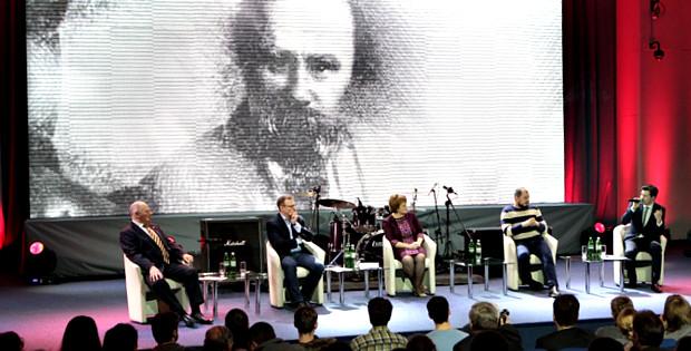 Cтуденти коледжу у Києві відзначили день народження поета