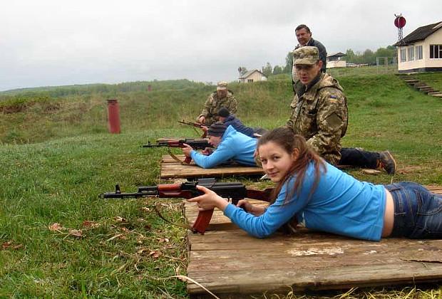 """На """"Прибані"""" майже 2 тисячі школярів виконали стрільби"""