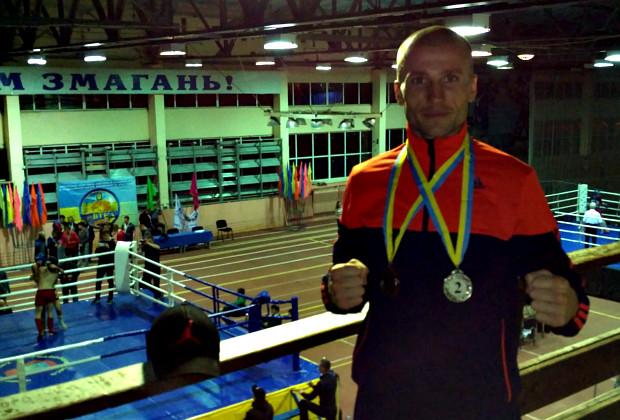 Сторожинчанин взяв срібло кубку України з кікбоксингу