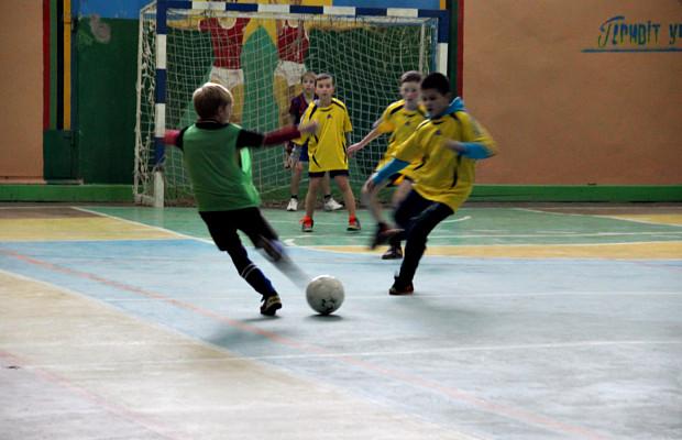 В ДЮСШ відбувся VIII районний турнір з міні-футболу серед юнаків