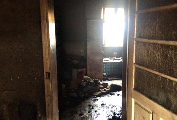 На пожежі в селі Ясино загинув чоловік