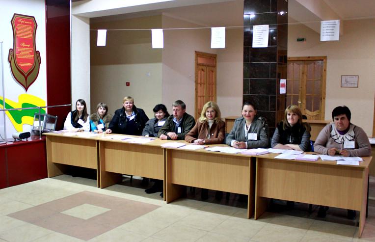 Вибори у Чернівецькій області. Попередні результати від КВУ