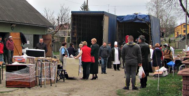 Сторожинецька ЦРЛ отримала вантаж на кілька мільйонів