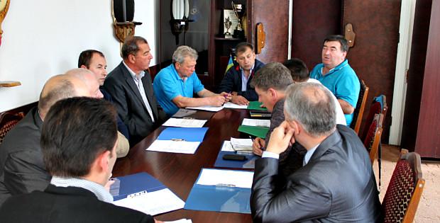 Засідання виконкому міської ради 13.05.2015 р.