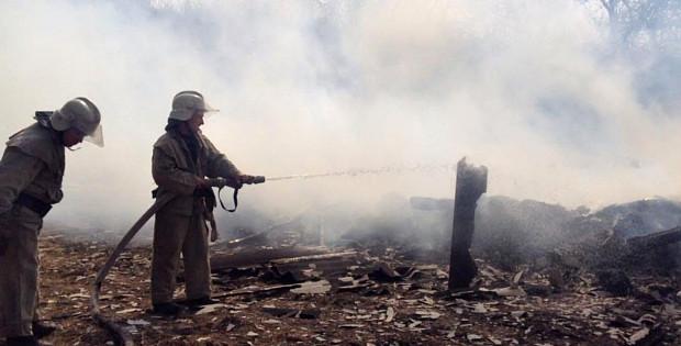 За минулі вихідні рятувальники міста ліквідували 2 пожежі