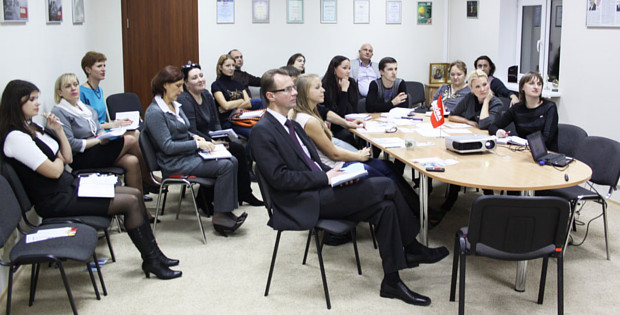 Семінар по антикорупції