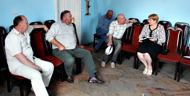 Засідання робочої групи по децентралізації