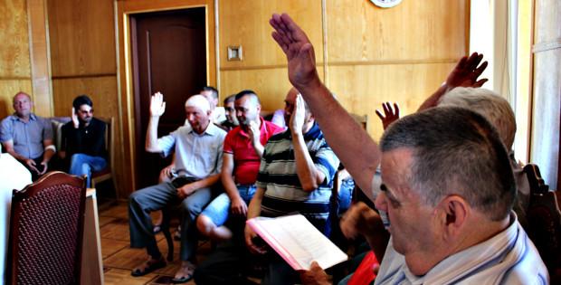 Cесія в Красноїльську. Децентралізація та пасовища