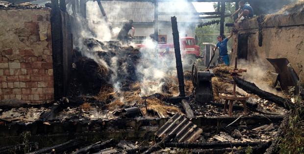 ДСНС: За 2 дні – пожежа та загибель на воді