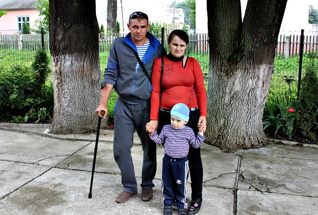 Допомога громади Ярославу Верхоляку
