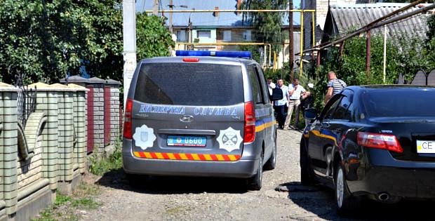 В Сторожинці на Недужко знайшли труп