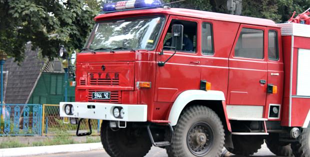 Пожежа по вул. Б. Хмельницького в Сторожинці