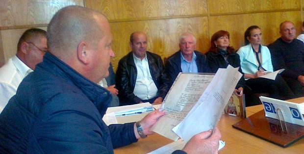 Остання чергова сесія Красноїльської селищної ради
