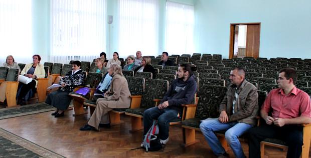 Районна виборча комісія розпочала свою роботу