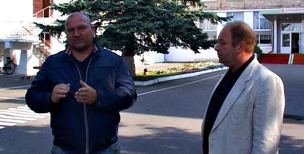 Конфліктна ситуація в Сторожинецькому районному ліцеї