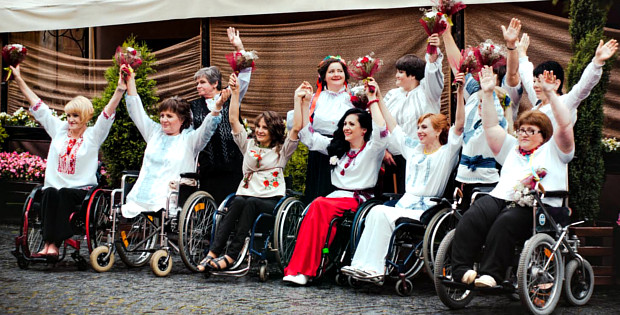 Реалізації прав жінок з інвалідністю на особистий зріст та творчість