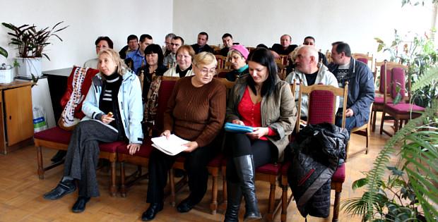 Районною ТВК затверджено склад дільничних комісій