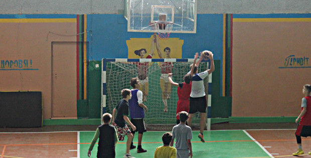 В ДЮСШ пройшов товариський турнір з баскетболу