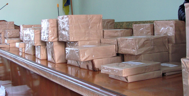 Районна виборча комісія видала бюлетені сільським комісіям