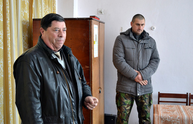 """Збори """"Об'єднання учасників АТО"""" в Сторожинецькому районі"""