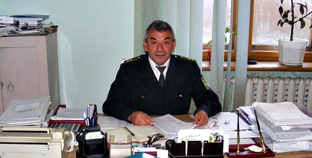 Заслужений лісівник України
