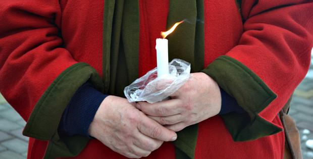 Сторожинчани вшанували пам'ять жертв Голодомору