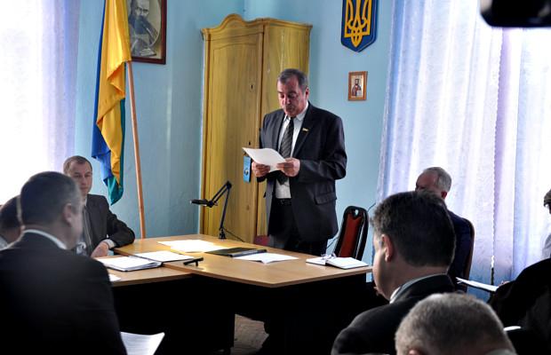 ІІ сесія Сторожинецької міської ради