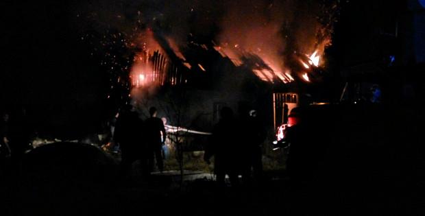 За останні вихідні в районі сталося три пожежі.