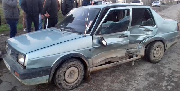 ДТП в Красноїльську. Одна людина постраждала