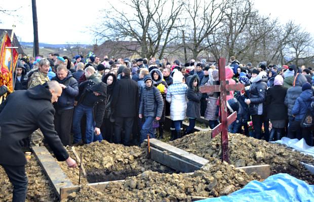 Поховання кіборга