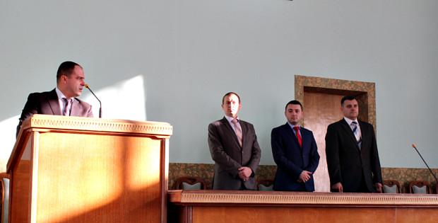 В районі створена місцева прокуратура і призначений новий прокурор 4f17de2732b8b
