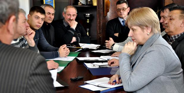 Виконком розглянув Програму соціально-економічного розвитку