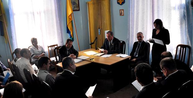 Друга сесія Сторожинецької міської ради VII скликання
