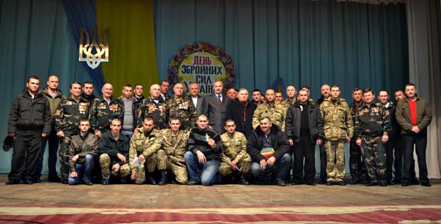 В РБНК пройшли урочистості до Дня Збройних Сил України