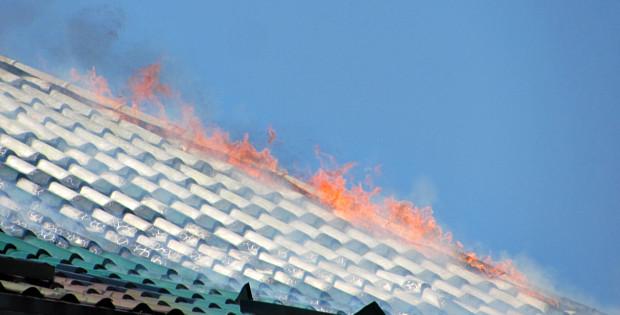 ДСНС звертає увагу на небезпеку дитячих пустощів з вогнем