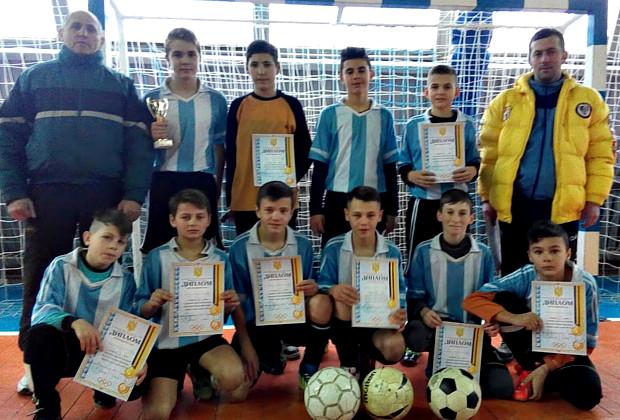 Наші футболісти посіли ІІІ місце в турнірі з футзалу