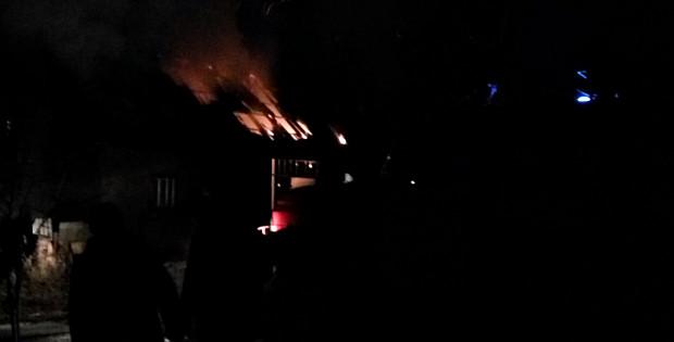 В Красноїльську під час пожежі загинули кінь та корова