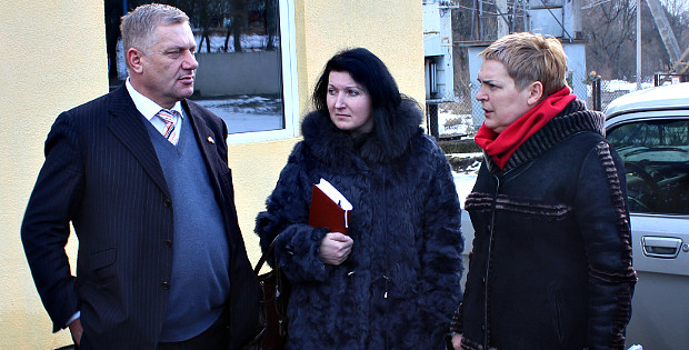 Буденецький завод відвідала депутатська комісія