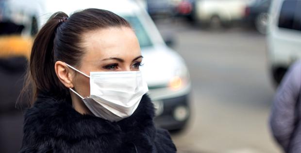 Комісія з екологічної безпеки рекомендує носити маски
