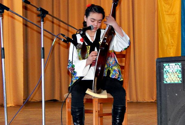 Благодійний концерт на підтримку воїнів АТО в Кам'яній