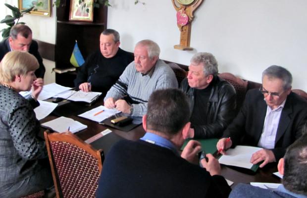 Засідання виконавчого комітету міської ради 10.03.16 р.