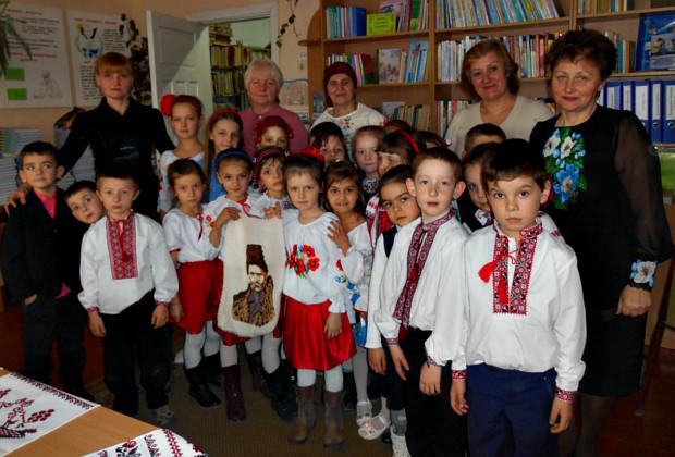 Іду з дитинства до Тараса. Захід від бібліотекарів Банилова-Підгірного