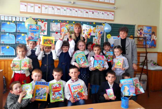 Тиждень дитячого та юнацького читання в Банилові-Підгірному