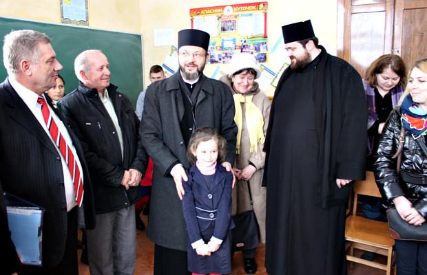 До Буденця завітали гості з Румунії