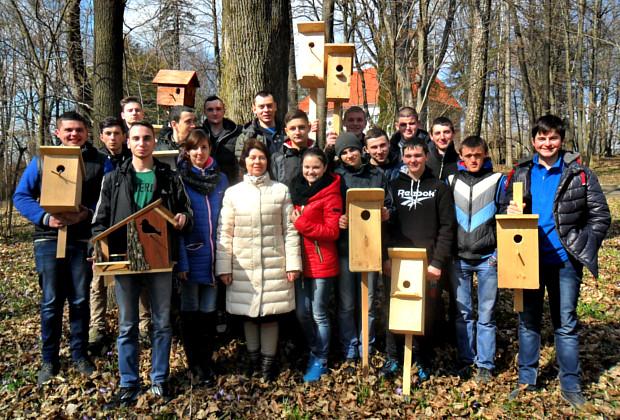 Тиждень лісозахисту та охорони природи до Дня Птахів