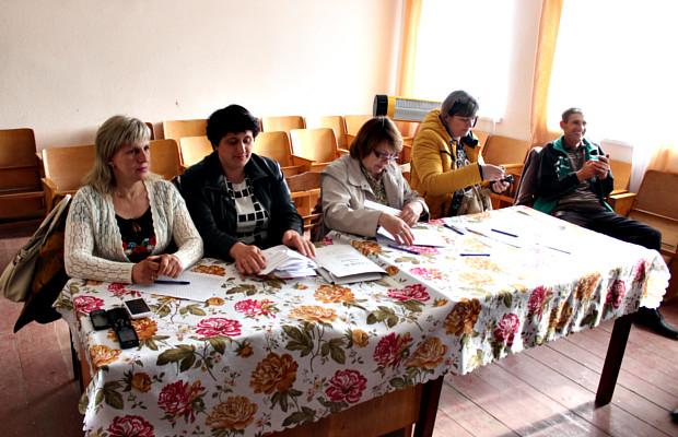 Протоколи виборів старост в Великокучурівській громаді