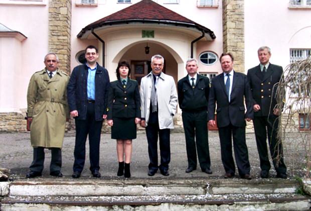 Коледж відвідали гості з Інституту лісового господарства